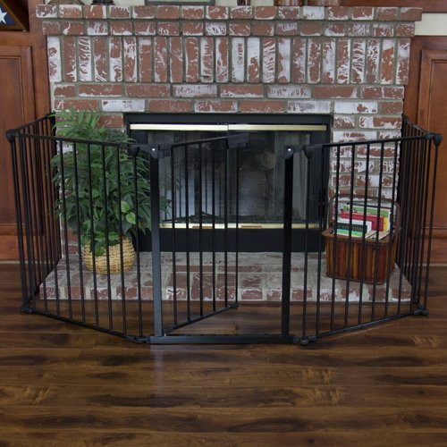 Child Proof Fireplace Installation